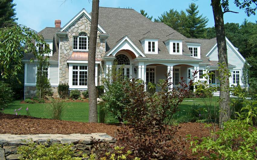Massachusetts custom home builder norfolk boston ma home for Ma home builders