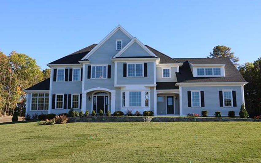 Massachusetts Custom Home Builder Norfolk Boston Ma Home